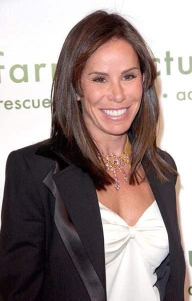 Daughter of Joan and a TV personality in her own right, Melissa Rivers turns 43 today.
