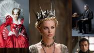 "Costume designers for period films and fairy-tale flicks dominated the nominations for best achievement in costume design for the 85th annual Academy Awards announced this morning, including previous Oscar winners Colleen Atwood and Eiko Ishioka, nominated for ""Snow White and the Huntsman"" and ""Mirror Mirror,"" respectively."