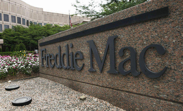 Freddie Mac's weekly survey showed a slight decline in the 30-year mortgage rate.