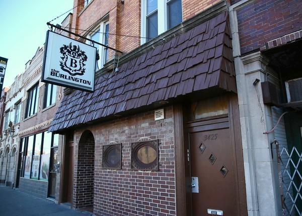 Burlington Bar, 3425 W. Fullerton Ave.