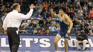 ODU's Festejo overcomes weight issues, aims for conference, NCAA success