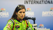 Danica Patrick says she does not plan to race in this year's Indianapolis 500 because she wants to concentrate on her first full-time season in NASCAR's Sprint Cup series.