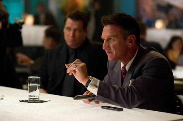 "Sean Penn stars in ""Gangster Squad."""