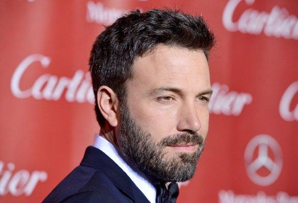 Actor/director Ben Affleck arrives at the 24th annual Palm Springs International Film Festival Awards Gala at the Palm Springs Convention Center on Saturday.