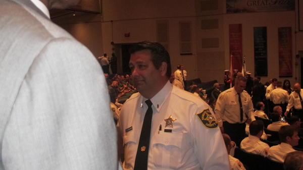 Deputy Dave Benjamin