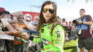 DAYTONA BEACH -- Race fans generally feel two ways about Danica Patrick.