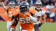 Von Miller presents major challenge for Ravens offense