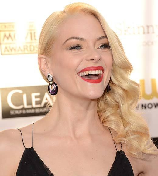 Critics' Choice Awards 2013: Red Carpet Arrivals: Jaime King