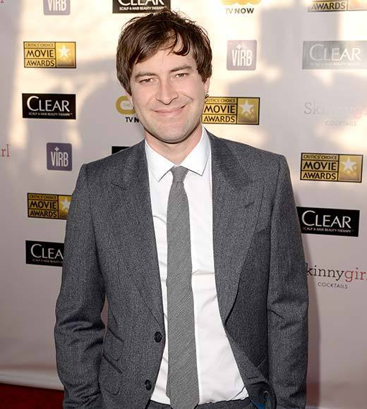 Critics' Choice Awards 2013: Red Carpet Arrivals: Mark Duplass
