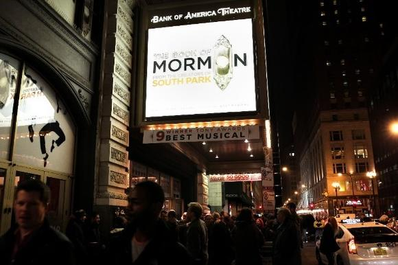 """The Book of Mormon"""