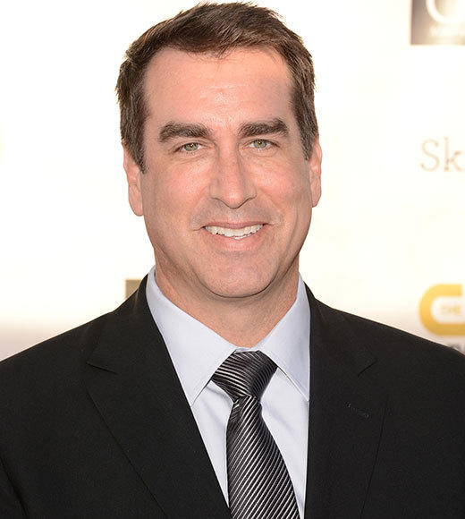 Critics' Choice Awards 2013: Red Carpet Arrivals: Rob Riggle