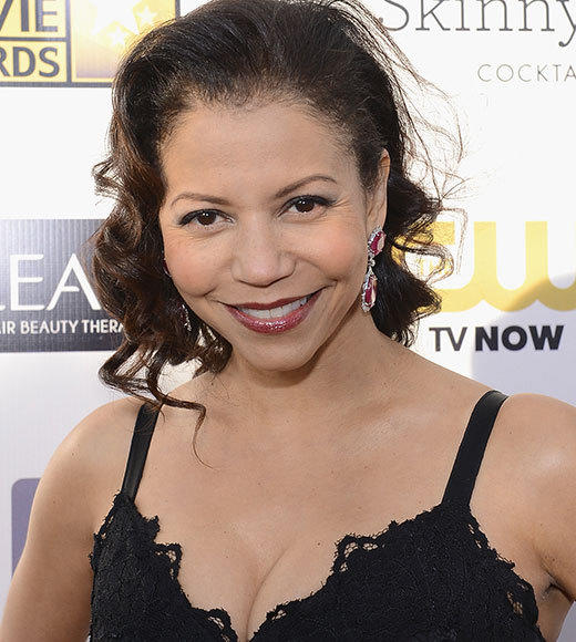 Critics' Choice Awards 2013: Red Carpet Arrivals: Gloria Reuben