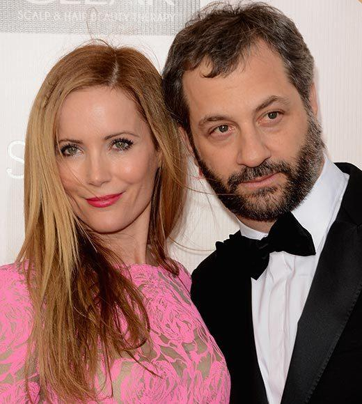 Critics' Choice Awards 2013: Red Carpet Arrivals: Leslie Mann; Judd Apatow