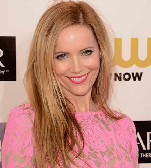 Critics' Choice Awards 2013: Red Carpet Arrivals: Leslie Mann