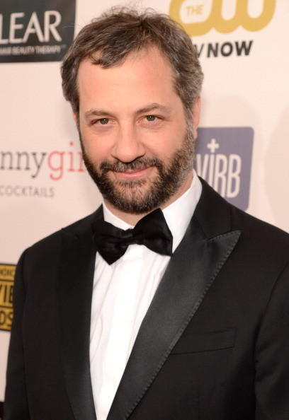 Critics' Choice Awards 2013: The Best & Worst: Judd Apatow has been gifted with the first ever Critics Choice Louis XIII Genius Award, and hes pretty proud of that. I won the Genius Award so deal with it. Its me, not the other ones, the This Is 40 director said on the Critics Choice Awards red carpet. Spielberg is crying right now, in a pool of his own tears. So what does Apatows wife Leslie Mann have to say about his win? It makes perfect sense. No wonder theyre such a great pair.   --Terri Schwartz, Zap2it