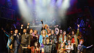 """Rock of Ages,"" the Broadway musical that's also been made into a movie starring Tom Cruise, has landed in<a href=""http://www.latimes.com/travel/destinations/lasvegas/"" target=""_self""> Las Vegas</a> as the latest in a line of productions to be formatted for the Sin City stage."