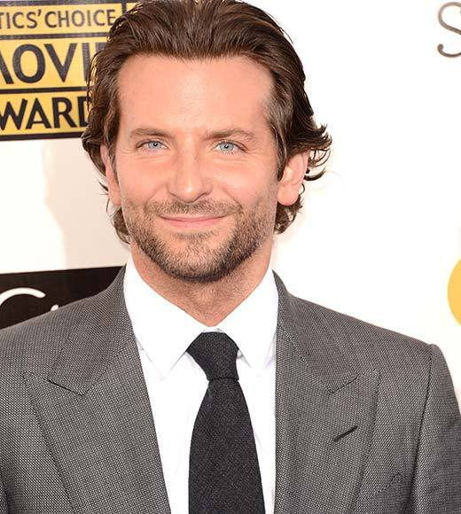 Critics' Choice Awards 2013: Red Carpet Arrivals: Bradley Cooper