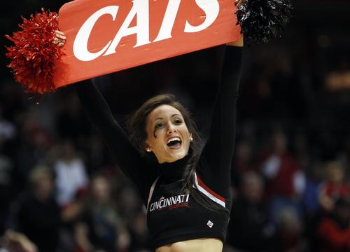 Cincinnati joined the Big East in 2005 in all sports.  Before that, the school was  a founding member of Conference USA in 1995.  Cincinnati was - along with UConn - considered a candidate to join the ACC in November, but Louisville was invited instead.