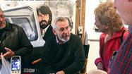 Oscar buzz for 'Argo' has Mendez caught up in promotional whirlwind