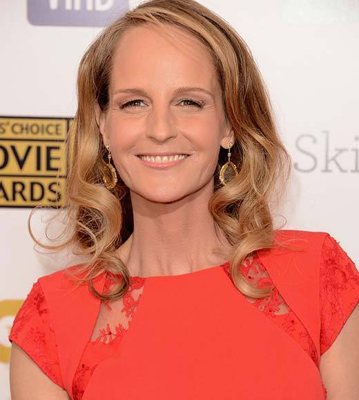 Critics' Choice Awards 2013: Red Carpet Arrivals: Helen Hunt