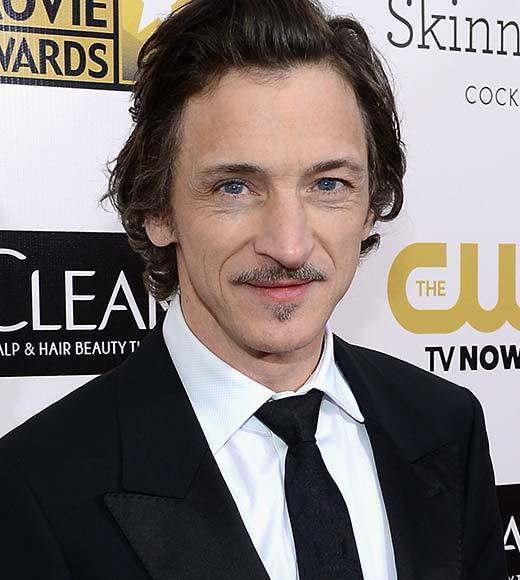 Critics' Choice Awards 2013: Red Carpet Arrivals: John Hawkes