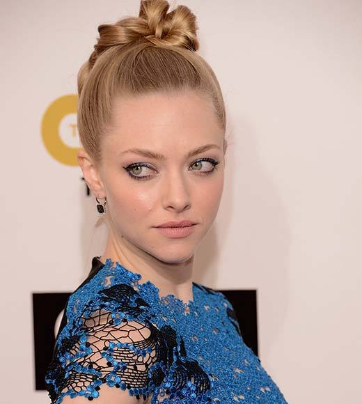 Critics' Choice Awards 2013: Red Carpet Arrivals: Amanda Seyfried