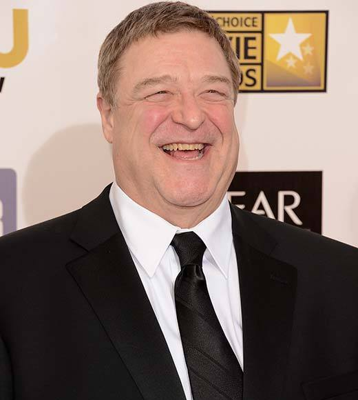 Critics' Choice Awards 2013: Red Carpet Arrivals: John Goodman