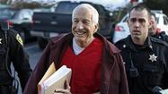 Jerry Sandusky's attorneys seek new trial for ex-Penn State coach
