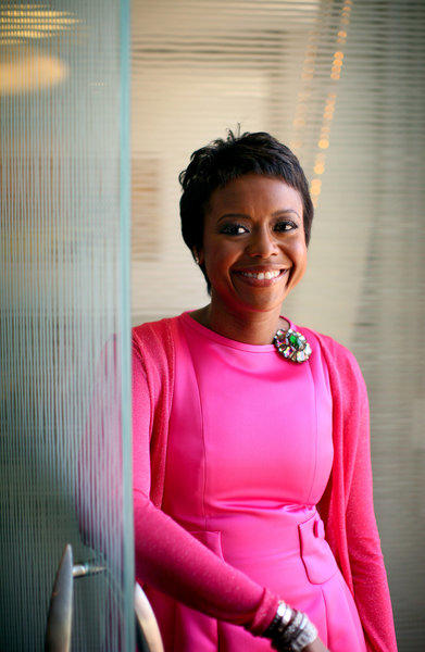 Mellody Hobson, president of Ariel Investments, is the new chairman of After School Matters.