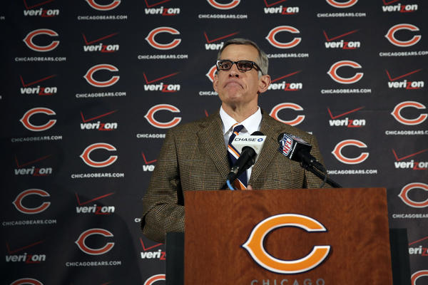 Bears general manager Phil Emery has a lot of candidates to choose from for the team's next coach.