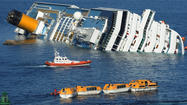 <b>Photos: </b>Costa Concordia tragedy