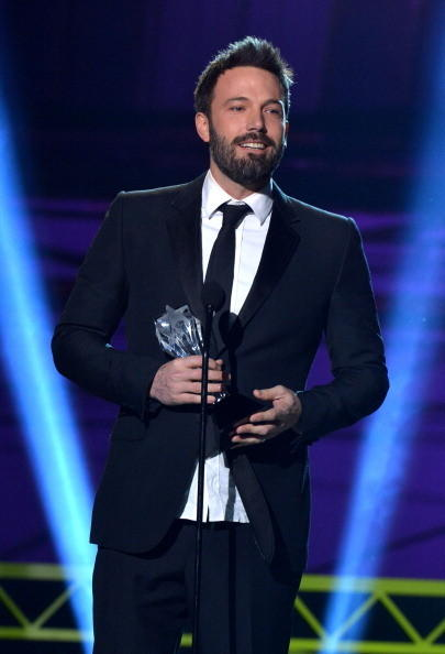 Critics' Choice Awards 2013: The Best & Worst: After being snubbed in the Oscar nominations, Ben Affleck got a trophy after all, claiming the Best Director Critics Choice award for his movie Argo. Id like to thank the Academy, Affleck joked before saying, This is the one that counts. After thanking his cast and crew, Affleck thanked his family, nothing his daughter wrote on his hand for luck, I guess it worked!   --Chris E. Hayner, Zap2it
