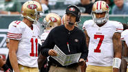 49ers-Packers: Now to see if Jim Harbaugh's QB gamble pays off