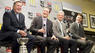 Kings' Tim Leiweke is already thinking of another title run