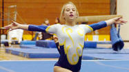 WATERTOWN — For the third time this season, the Aberdeen Central gymnastics squad has raised the bar higher.
