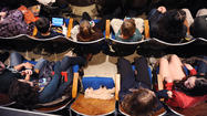 NEW YORK (Reuters Health) - Cutting back kids' time watching TV and playing video games may not encourage them to spend more of the day running around outside, a new study suggests.