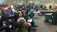 Anchorage Parks and Recreation Snocross Hearing Draws Hundreds