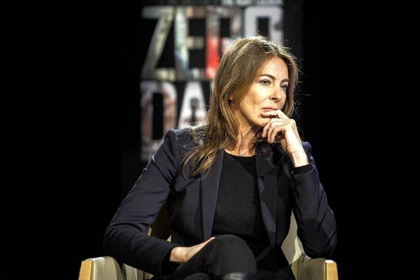 "Director Kathryn Bigelow's ""Zero Dark Thirty"" was nominated for best picture but she was passed over in the directing category."