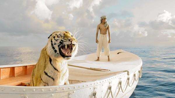 "Ang Lee's ""Life of Pi"""
