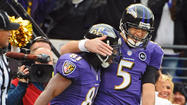Ravens quarterback Joe Flacco knows this is the time of the season when NFL legends are made, but also the time when they get paid.