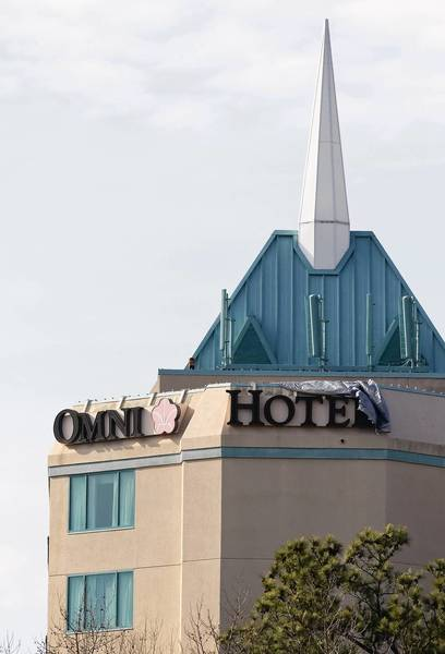 The former Omni Hotel in Newport News is under new ownership.