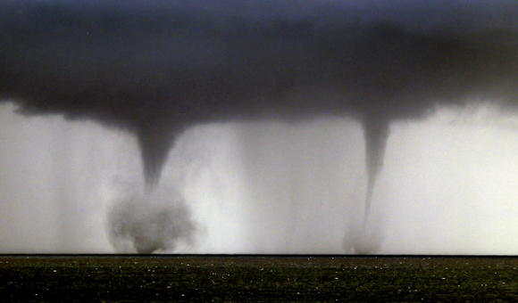 No one has died in a U.S. tornado in 200 days, a record.