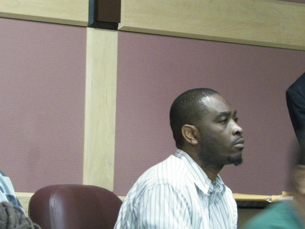 Guy Cherubin awaits sentencing after being convicted of sexual battery and attempted murder.