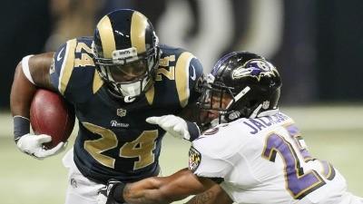 Ravens put Jah Reid on IR