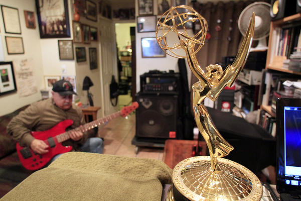 Hector Gonzalez earlier had a career as a TV soundman, receiving an Emmy award as part of a team covering the 1984 Olympics. He took a buyout from CBS after the Rampart Records founder died and left the business to him in 1994.