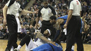 Dallas Mavericks at Sacramento Kings