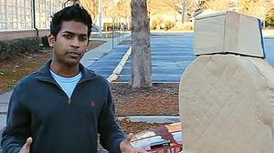 Driverless car or ghost? Drive-through prank video goes viral