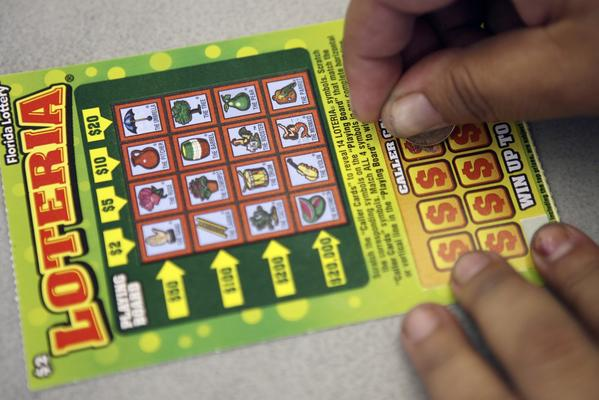 In 2005, lottery officials raised the payback rate to 70 percent on scratch-offs. Drawing games such as Powerball, Lotto, Fantasy 5, Play 4 and Cash 3 only pay back 50 percent of sales.