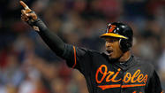 Orioles center fielder Adam Jones has accepted an invitation to play for the United States in the upcoming World Baseball Classic in March.