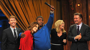 '30 Rock' cast reunites, reminisces on 'Late Night'